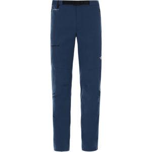 The North Face LIGHTNING PANT tmavě modrá S - Pánské kalhoty