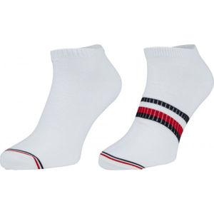 Tommy Hilfiger MEN SNEAKER 2P PETE  39/42 - Pánské ponožky