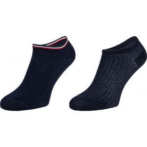 Tommy Hilfiger WOMEN SNEAKER 2P WAFFLE  39/42 - Dámské ponožky