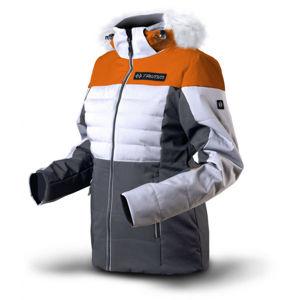 TRIMM GIRA oranžová XL - Dámská lyžařská bunda