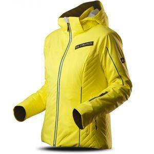TRIMM SAWA žlutá M - Dámská lyžařská bunda