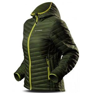 TRIMM UNION LADY tmavě zelená M - Dámská celoroční bunda