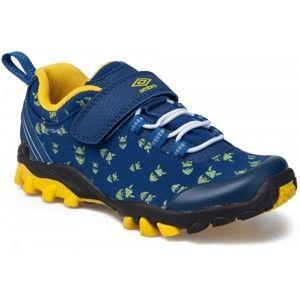 Umbro ROVIK modrá 31 - Dětská vycházková obuv