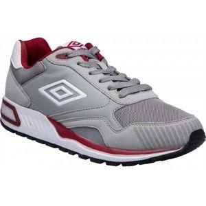Umbro REDHILL M šedá 8 - Pánská volnočasová obuv