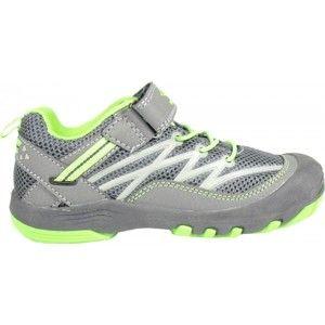 Umbro HANNA zelená 33 - Dětská volnočasová obuv