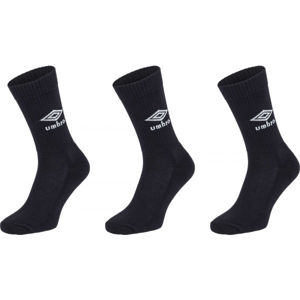 Umbro SPORTS SOCKS - 3 PACK  S - Ponožky