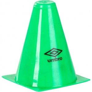 Umbro COLOURED CONES - 10cm zelená  - Kužely