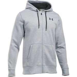 Under Armour STORM RIVAL COTTON FULL ZIP - Pánská mikina