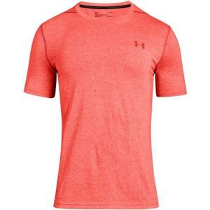 Under Armour UA THREADBORNE FITTED SS červená S - Pánské triko