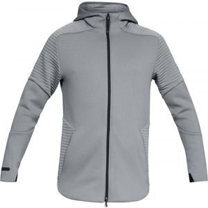 Under Armour MOVE AIRGAP FZ HOOD - Pánská bunda