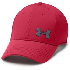 Under Armour MEN'S HEADLINE 3.0 CAP červená L/XL - Pánská kšiltovka
