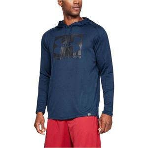 Under Armour LIGHTER LONGER PO HOODIE - Pánská mikina