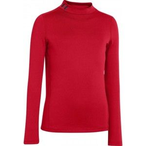 Under Armour CG EVO FITTED LS MOCK - Chlapecké triko