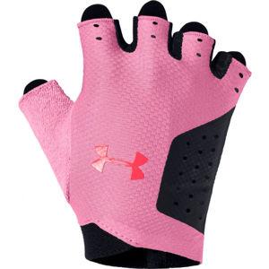 Under Armour WOMEN'S TRAINING GLOVE černá S - Dámské rukavice