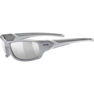 Uvex SPORTSTYLE 221 šedá NS - Cyklistické brýle