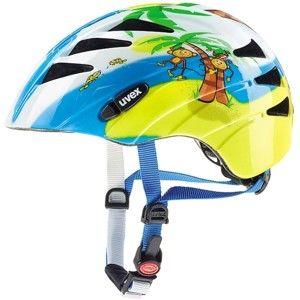 Uvex KID 1 MONKEY - Dětská cyklistická přilba
