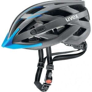 Uvex CITY I-VO modrá 52-57 - Cyklistická přilba