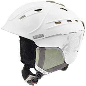 Uvex P2US WL bílá (51 - 55) - Dámská lyžařská helma