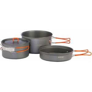 Vango HARD ANODISED ADVENTURE COOK KIT - Set nádobí