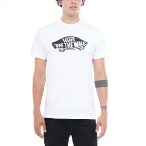 Vans MN VANS OTW bílá S - Pánské tričko