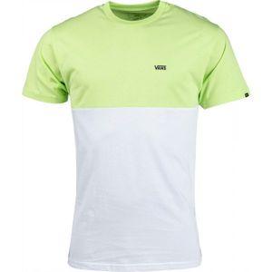 Vans MN COLORBLOCK TEE - Pánské tričko