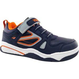 Willard RUSPY tmavě modrá 28 - Dětská volnočasová obuv