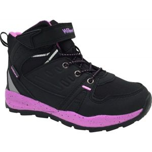 Willard COUGAR černá 26 - Dětská zimní obuv