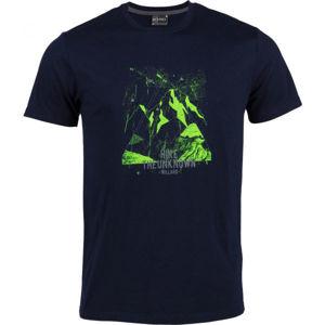 Willard BART modrá XXL - Pánské triko