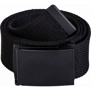 Willard BELT černá L/XL - Látkový pásek