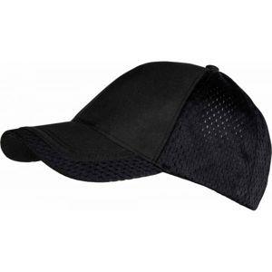 Willard BRAN černá UNI - Pánská čepice s kšiltem