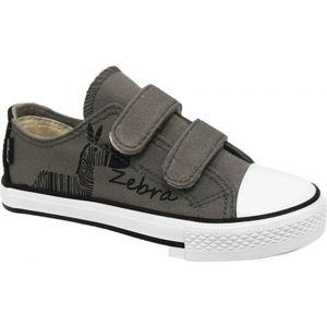Willard RADLEY III šedá 28 - Dětská volnočasová obuv