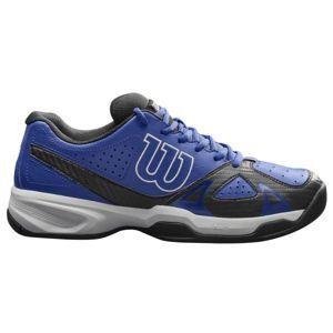 Wilson RUSH OPEN 2.0 modrá 10 - Pánská tenisová obuv