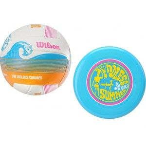 Wilson ENDLS SUMR VBALL AIR DISC KIT - Volejbalový set