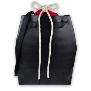 XISS BLACK CITY RED černá UNI - Městský batoh