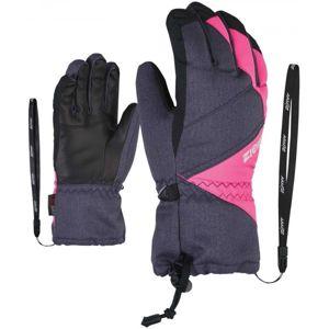 Ziener AGIL AS JR - Dětské rukavice