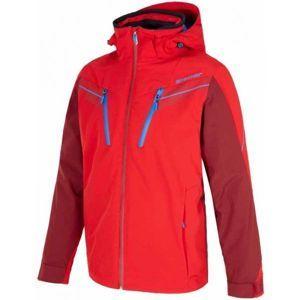 Ziener TILTON RED - Pánská lyžařská bunda