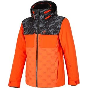 Ziener TUCANNON M oranžová 56 - Pánská bunda